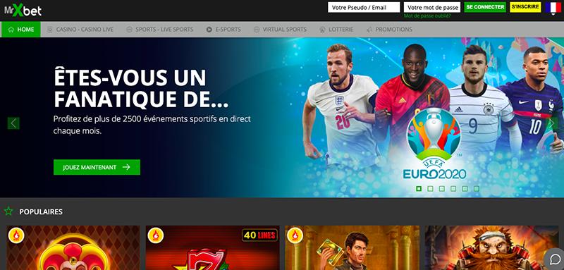 mrxbet interface casino online